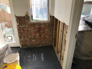Residential Property - Rising Damp Treatment (4)