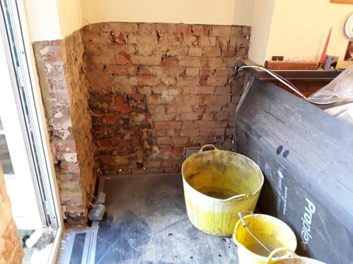 Standard Damp Proofing – Windsor SL4 - 11