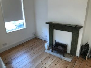 Residential Property - Rising Damp Treatment