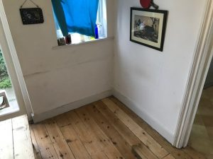 Residential Property - Rising Damp Treatment (2)