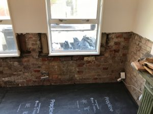 Residential Property - Rising Damp Treatment (3)