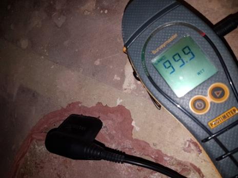 Magnesite Flooring Moisture Meter