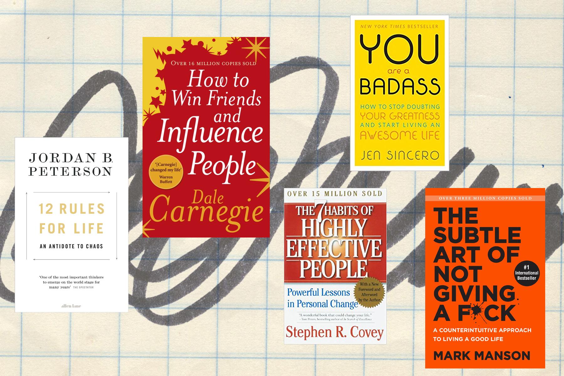 5 Self-Development Books You Must Read Before 25