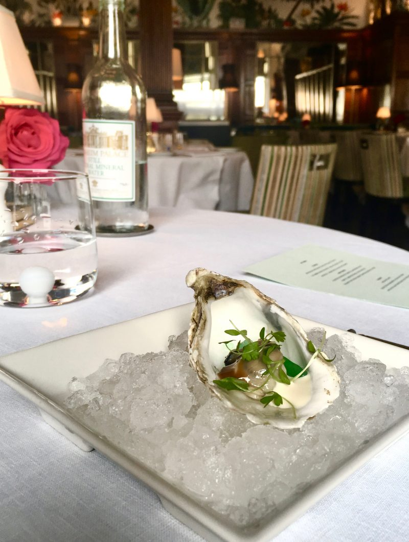 Oyster at Beck at Browns