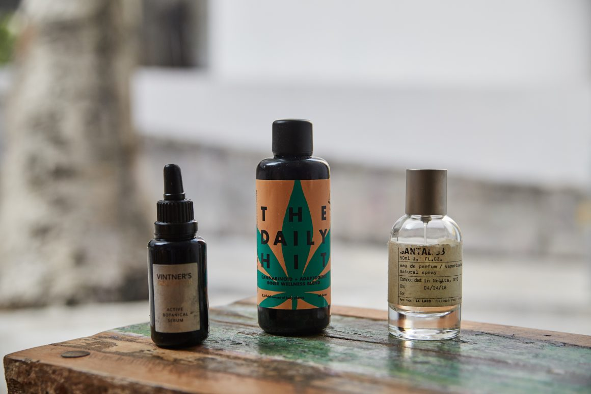 Vinteur's daughter Serum, CBD Oil