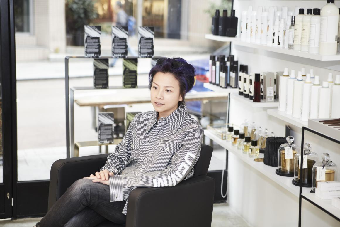 Marvin Lin, Founder and Creative Director, OMG Hair Care