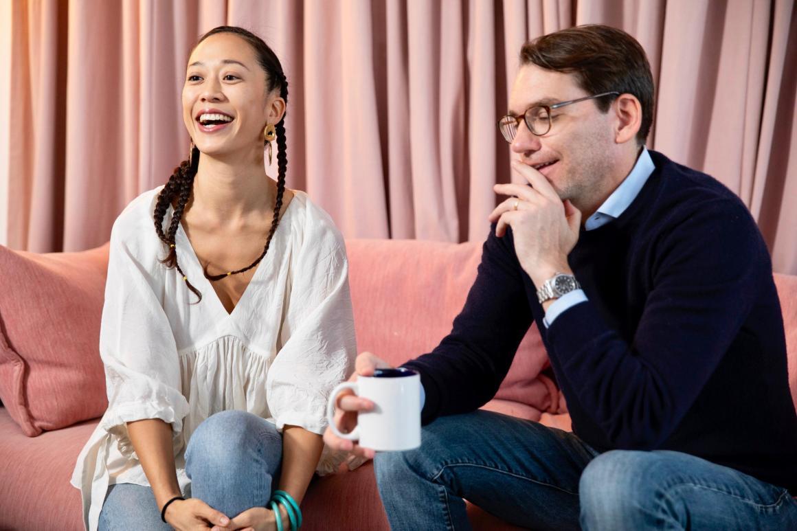 Kim Bui Kollar & Thomas Kollar, Fashion Director & Partner, #legend & Mayer Brown - Incredible Two