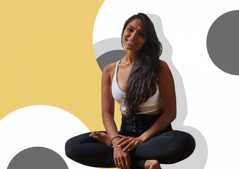 Nikita Ramchandani, Founder, Kita Yoga