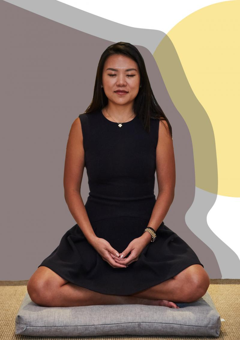 Mira Christano, Founder, Enhale Meditation Studio