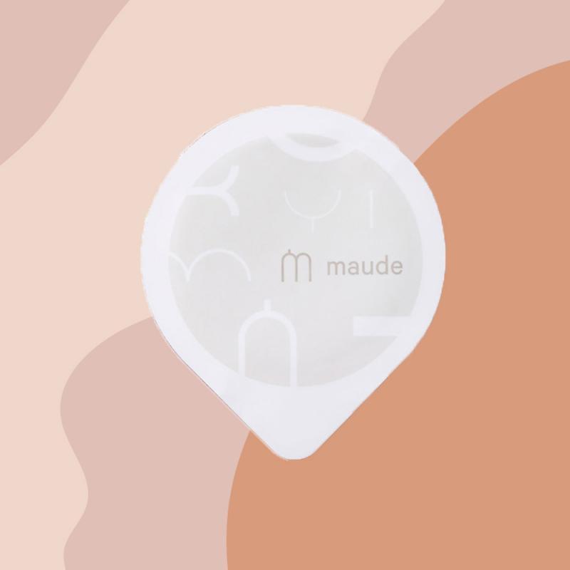 maude 100% natural latex condoms