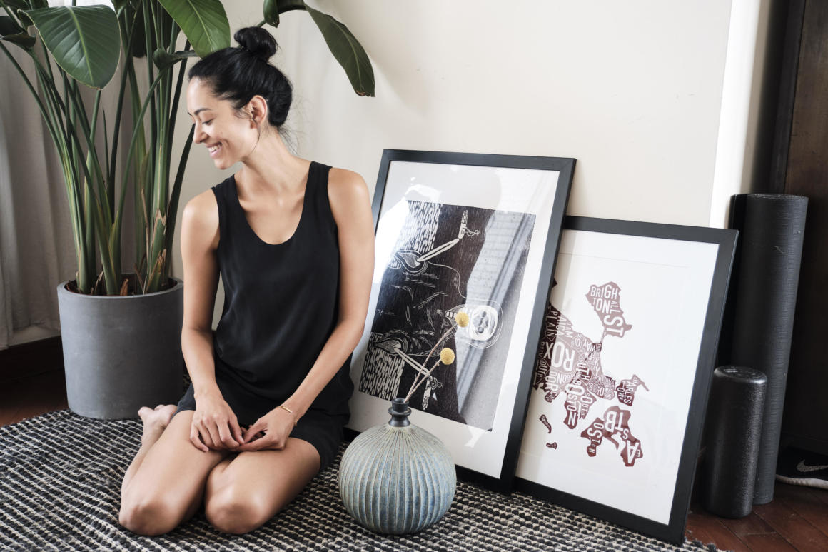 Natalie Söderström - Model, Yoga Teacher & Wellness Coach