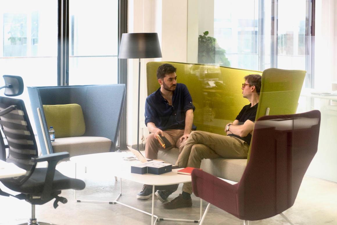 Louis Houdart, Founder & CEO, Creative Capital