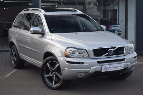 Volvo XC90 2.4 D5 R-Design Geartronic AWD 5dr