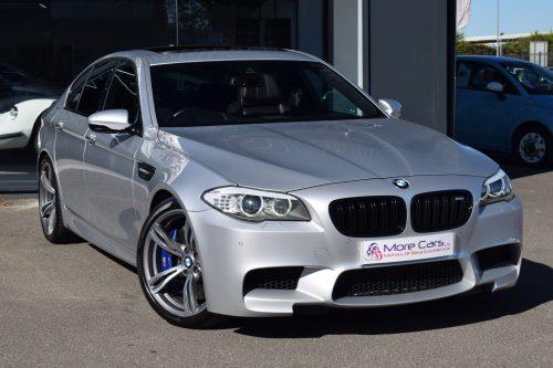 BMW M5 4.4 M DCT 4dr