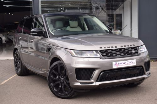 Land Rover Range Rover Sport 3.0 SD V6 HSE Dynamic CommandShift 2 AWD (s/s) 5dr
