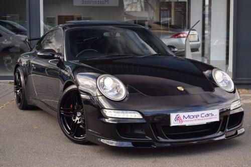 Porsche 911 3.6 997 Carrera Tiptronic S 2dr