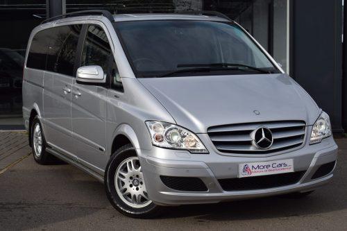 Mercedes-Benz Viano 2.2 CDI Ambiente Long MPV 5dr