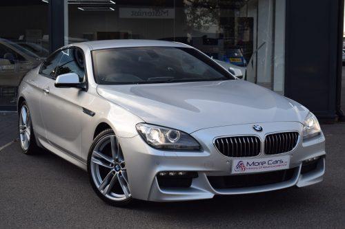 BMW 6 Series 3.0 640d M Sport 2dr