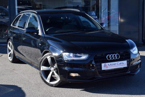 Audi A4 Avant 2.0 TDI Black Edition Avant 5dr