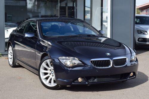 BMW 6 Series 3.0 630i Sport 2dr