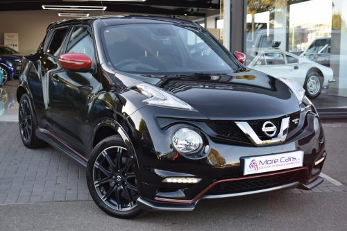 Nissan Juke 1.6 DIG-T Nismo RS M-Xtronic 4WD 5dr
