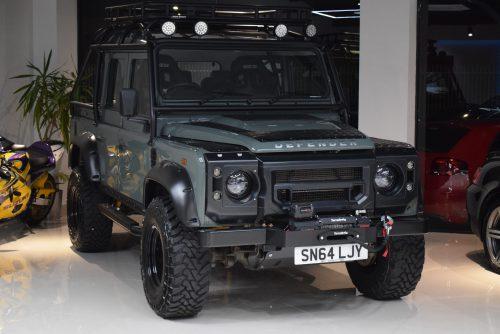 Land Rover Defender 110 2.2 D Crewcab Pickup 4dr SPECTER EDITION