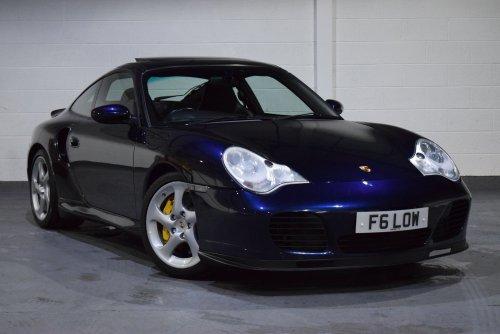 Porsche 911 3.6 996 Turbo Tiptronic S AWD 2dr