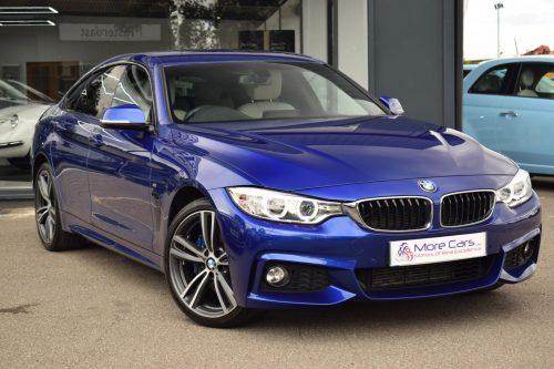 BMW 4 Series Gran Coupe 2.0 420d M Sport Gran Coupe xDrive