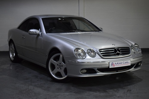 Mercedes-Benz CL 5.0 CL500 2dr