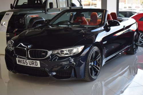 BMW M4 3.0 M DCT 2dr (start/stop)