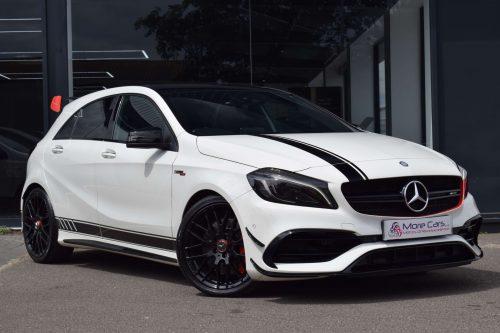 Mercedes-Benz A Class 2.0 A45 AMG Speedshift DCT 4MATIC (s/s) 5dr