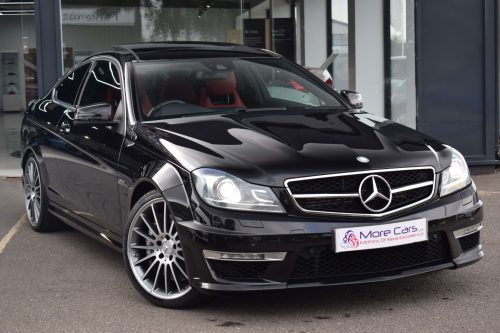 Mercedes-Benz C Class 6.3 C63 AMG MCT 2dr
