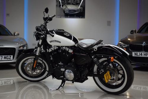 Harley-Davidson Sportster 1200 XL Custom 1200cc