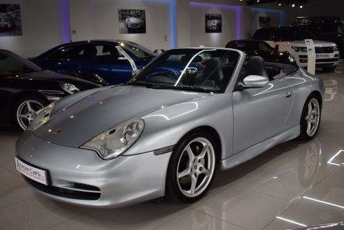 Porsche 911 3.6 996 Carrera 4 Cabriolet Tiptronic S AWD 2dr
