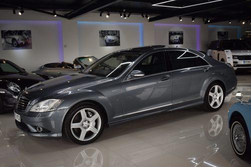 Mercedes-Benz S Class 5.5 S600L Limousine BI TURBO+AMG STYLING+FLAGSHIP