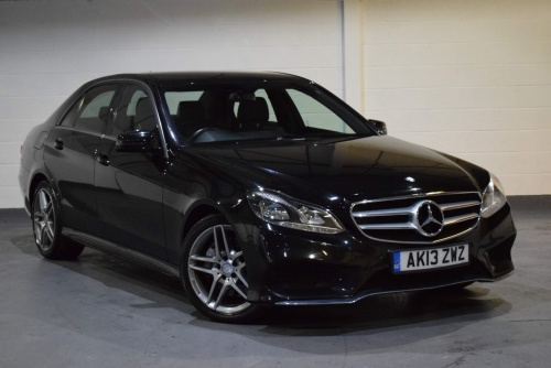 Mercedes-Benz E Class 3.0 E350 CDI BlueTEC AMG Sport 7G-Tronic Plus 4dr