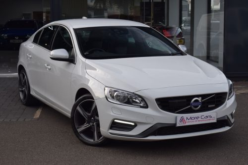 Volvo S60 2.0 D4 R-Design Geartronic 4dr