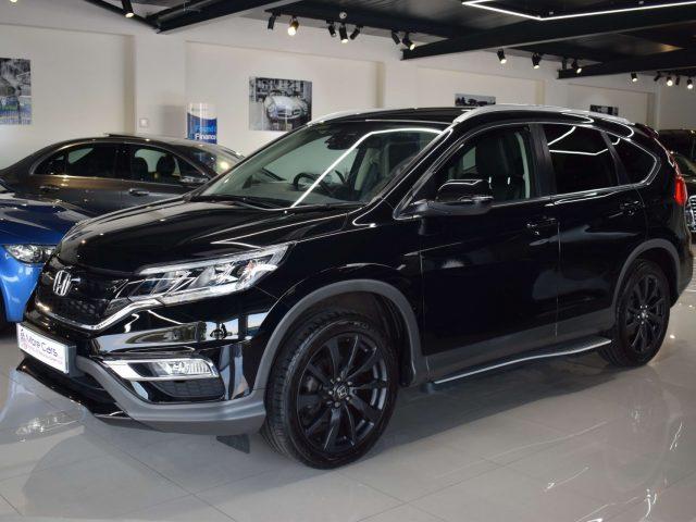 Honda Cr-V 2.0 i-VTEC Black Edition 4×4 5dr