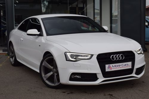 Audi A5 2.0 TDI Black Edition 2dr