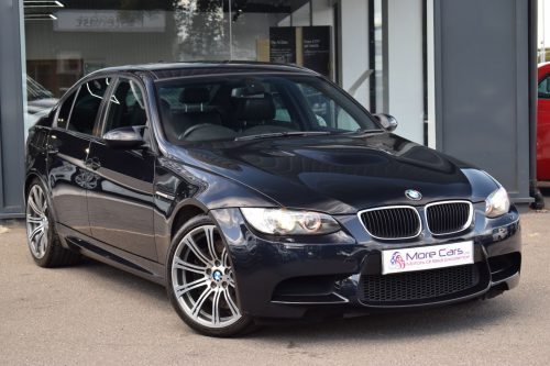 BMW M3 4.0 V8 4dr