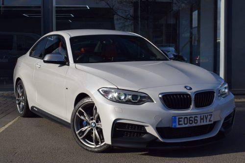 BMW 2 Series 3.0 M240i Sport Auto (s/s) 2dr
