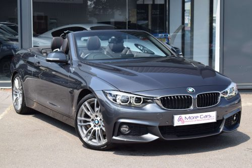 BMW 4 Series 2.0 420d Sport 2dr Convertible