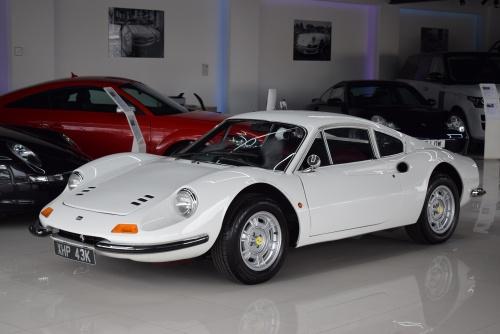Ferrari Dino 2dr Coupe