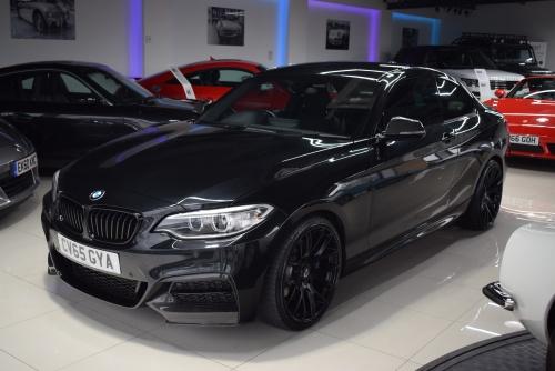 BMW 2 Series 3.0 M235i Sport Auto (s/s) 2dr