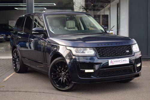 Land Rover Range Rover 4.4 SD V8 Autobiography 4X4 (s/s) 5dr