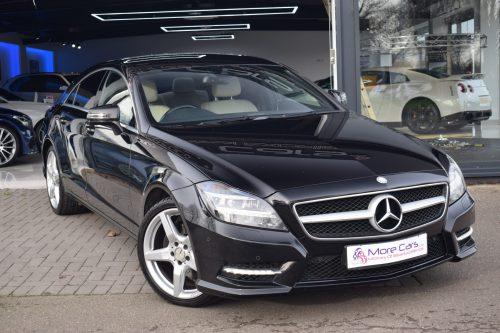 Mercedes-Benz CLS 2.1 CLS250 BlueEFFICIENCY AMG Sport 7G-Tronic Plus (s/s)