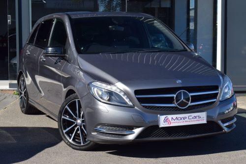 Mercedes-Benz B Class 1.5 B180 CDI Sport 5dr