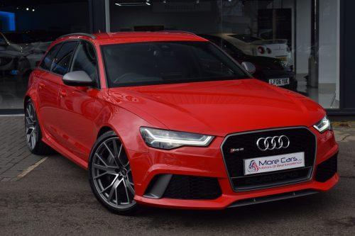 Audi RS6 Avant 4.0 Performance Avant Tiptronic quattro 5dr