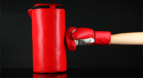 Punching-bag-and-glove-wp