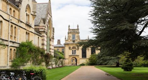 trinity college oxford uk